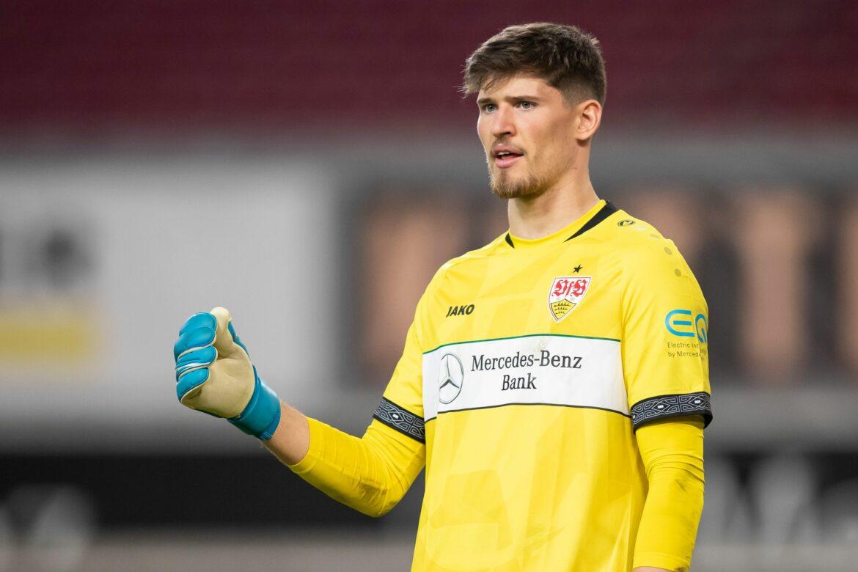 Torhüter Kobel wechselt vom VfB zum BVB