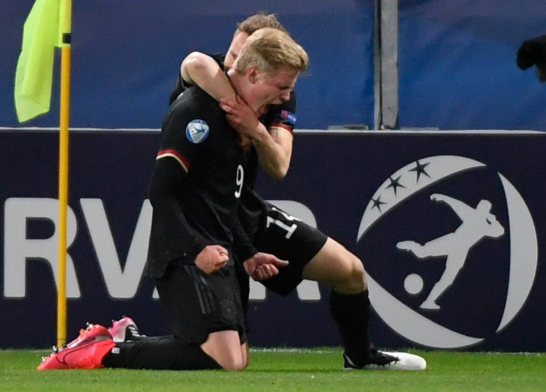 U21 bejubelt EMHalbfinale – Kuntz' «Notfallplan» geht auf