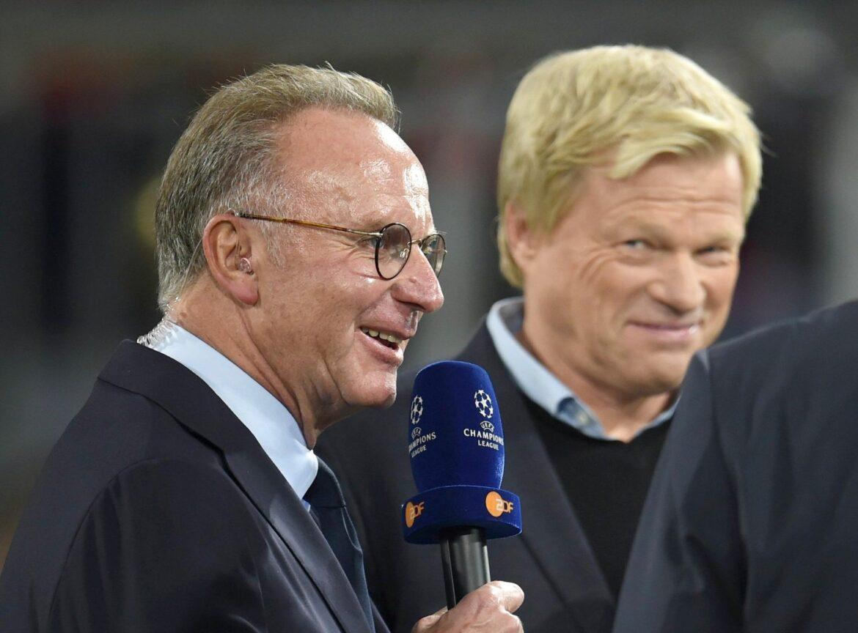 Rummenigge gibt Chefposten beim FC Bayern ab