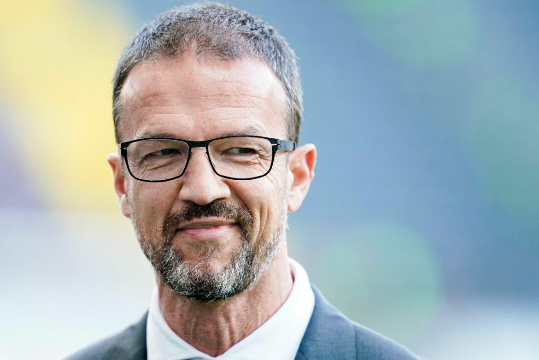 Neuer Hertha-Geschäftsführer Bobic: Friedrich bleibt
