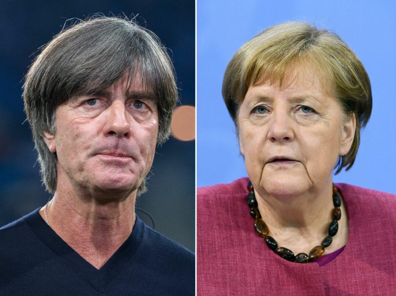 Löw und Merkel über den Abschied: «Der Preis dieses Lebens»
