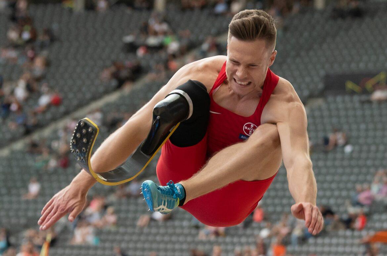Para-Weitspringer Rehm startet erneuten Anlauf für Olympia