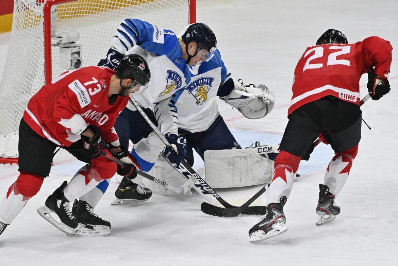 Nach Fehlstart:Kanada erreicht noch Viertelfinale