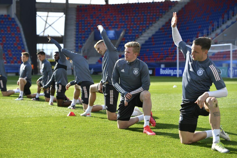 U21 will gegen die Niederlande «Respekt ablegen»