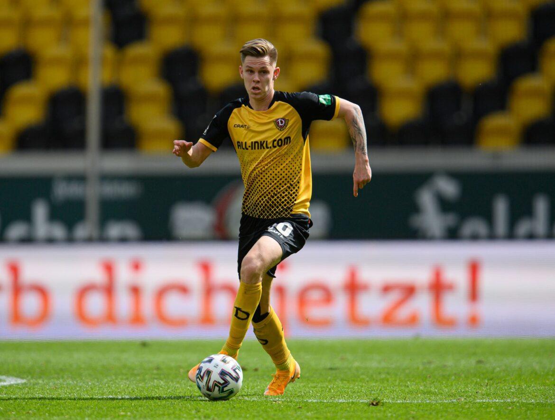Kade kehrt von Dynamo Dresden zu Union Berlin zurück