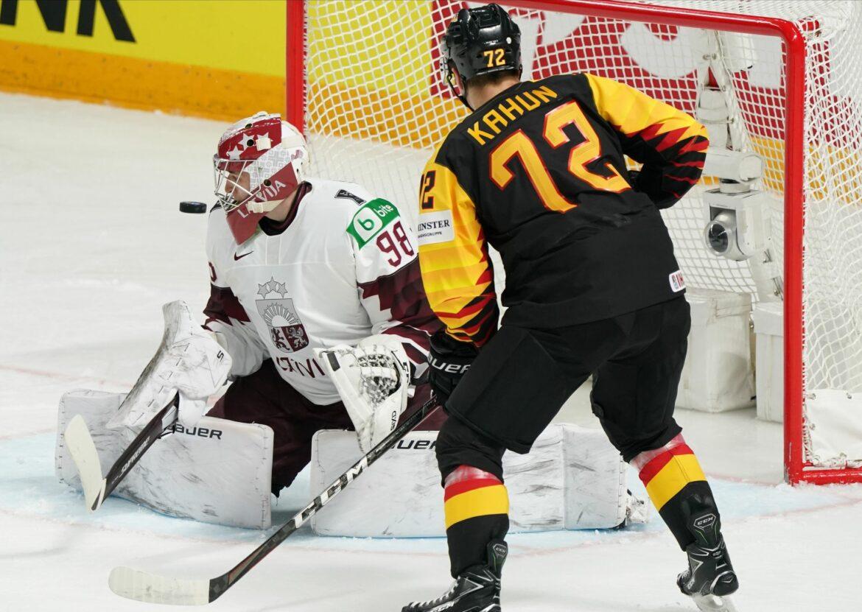 Kahun als Sinnbild der deutschen Eishockey-Offensive
