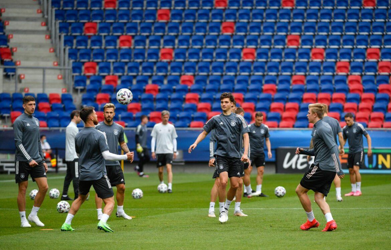 U21 will gegen Oranje nächsten Final-Coup