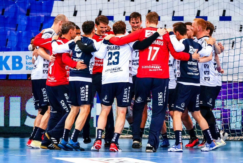 Flensburg hofft nach Sieg über SCM weiter auf den Titel