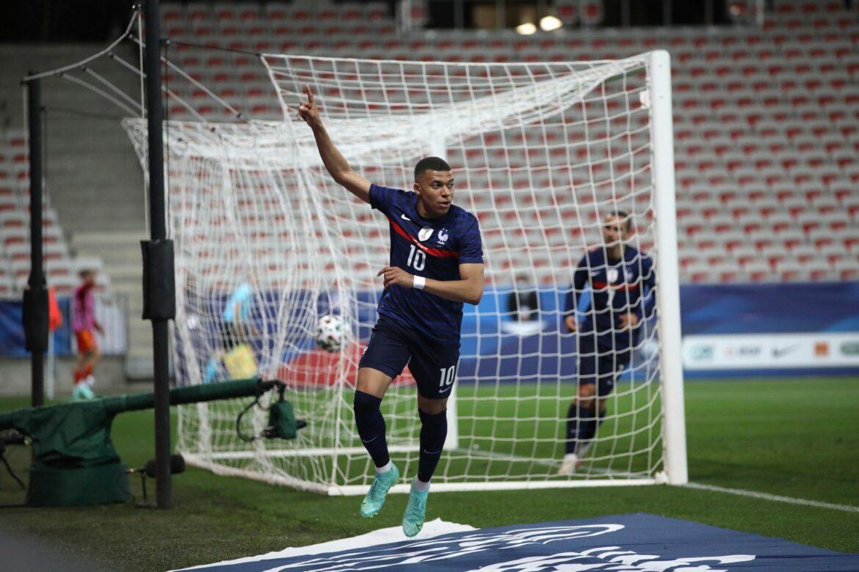 Frankreich und England gewinnen Testspiele vor der EM