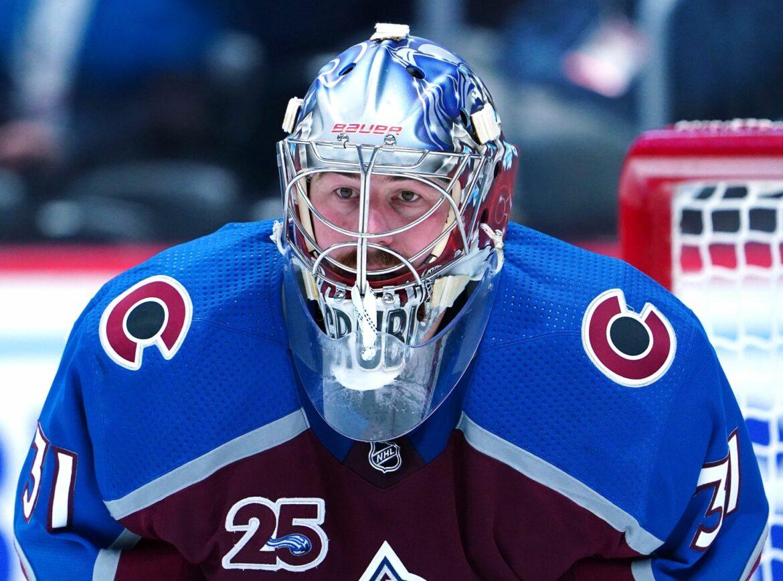 NHL: Grubauers Avalanche mit zweitem Sieg gegen Las Vegas