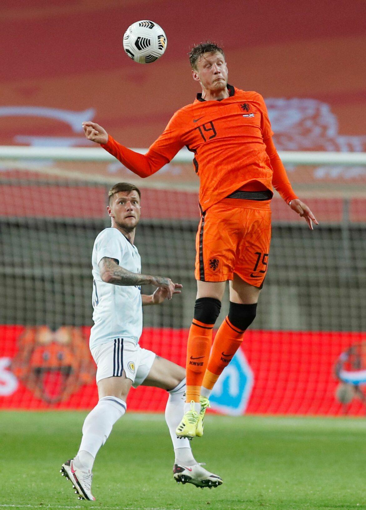 Weghorst nach Startelf-Chance im Oranje-Team enttäuscht