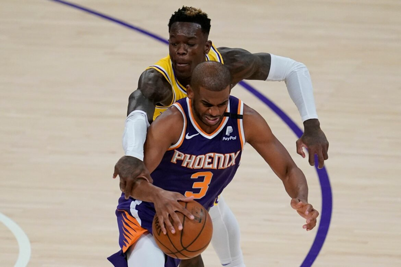 Playoff-Aus für Lakers – Schröder will bleiben