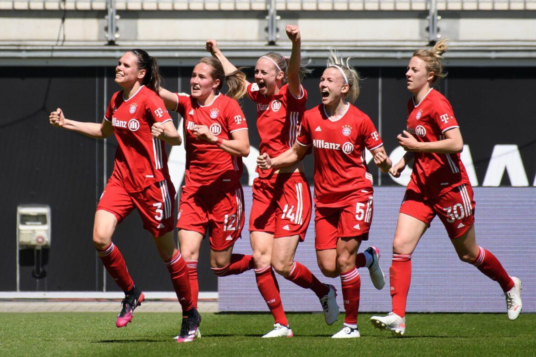 Showdown am letzten Spieltag: Bayern-Frauen wollen Titel