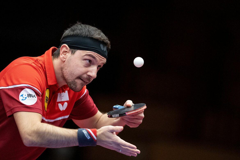 Triple, EM, Olympia-Medaille: Timo Boll hat große Ziele