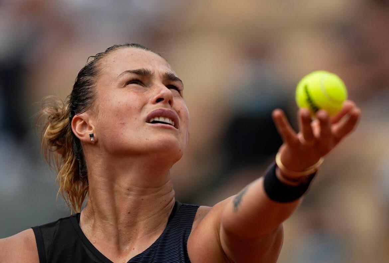 Nächste Favoritin: Sabalenka bei French Open ausgeschieden