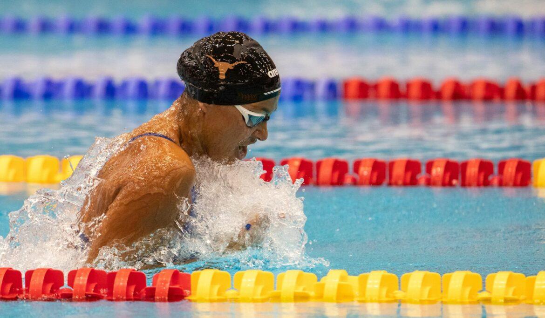 Brustschwimmerin Elendt mit weiterem deutschen Rekord