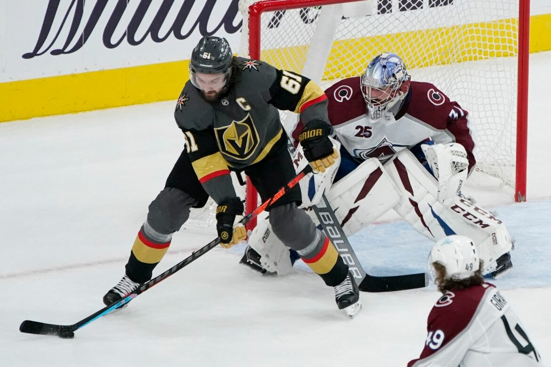 NHL-Playoffs: Niederlage für Grubauer und Colorado