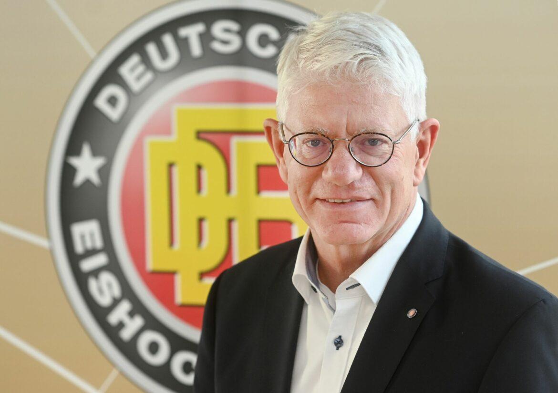 Reindl will IIHF-Präsident werden