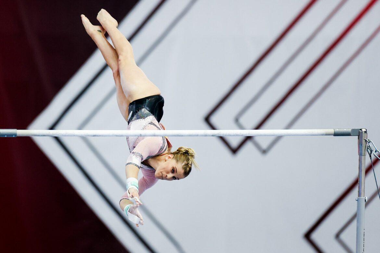 Turnerin Seitz verpasst 24. Meister-Titel