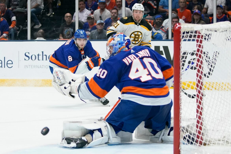 New York Islanders gleichen in NHL-Playoffs gegen Boston aus