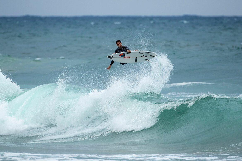 Surfer Glatzer bei Olympia dabei