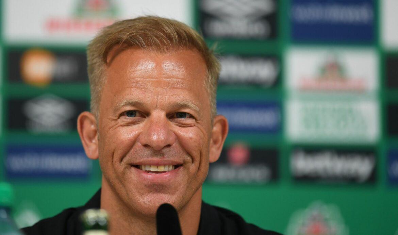 Werder-Coach Anfang: «Rauskämpfen aus dieser Liga»