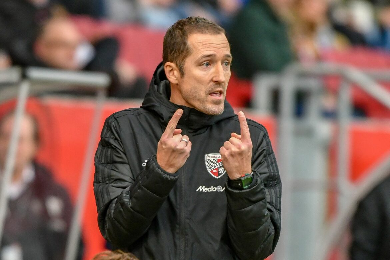FC Ingolstadt holt U19-Coach als Oral-Nachfolger