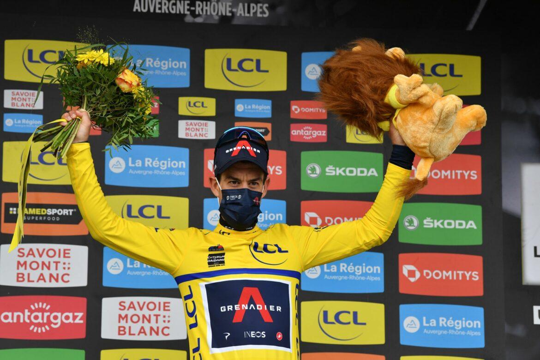 Critérium du Dauphiné: Australier Porte triumphiert