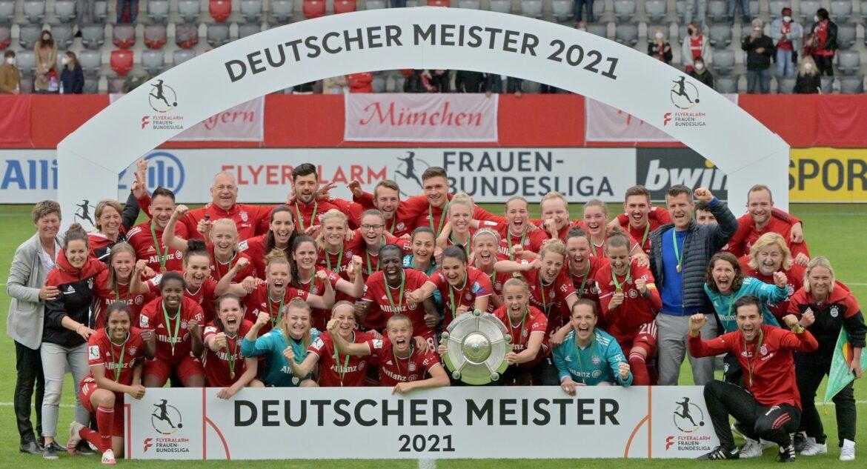 Das «Perfekte Ende» für Laudehr: FC Bayern meisterhaft