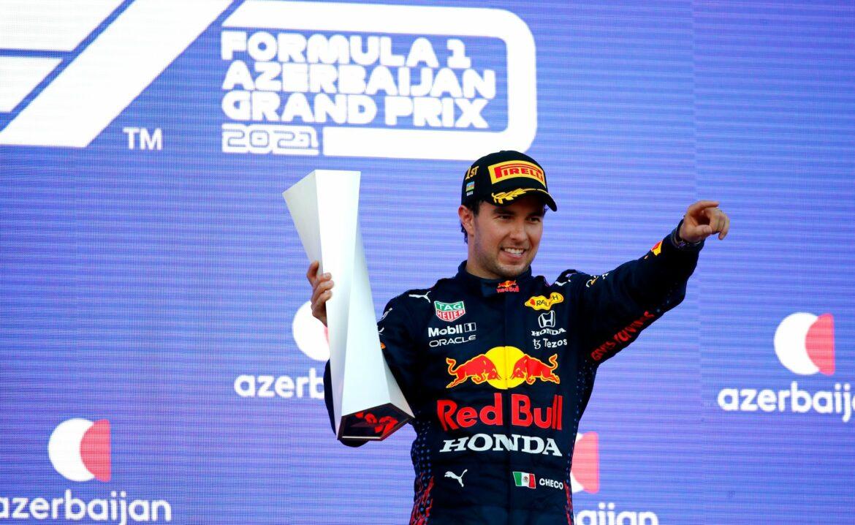 Vettel Zweiter in Baku – Perez siegt nach Verstappen-Crash