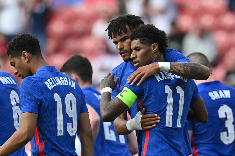 England gewinnt letzten Test – Sancho und Bellingham dabei