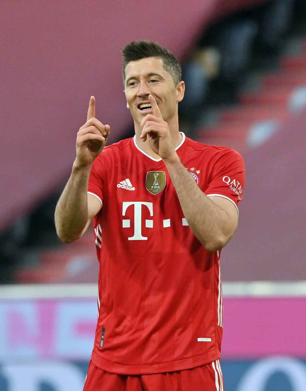 Umfrage unter den Profis:Lewandowski bester Feldspieler