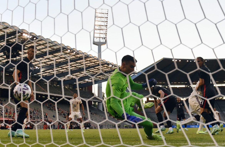 Belgien gewinnt EM-Generalprobe gegenKroatien