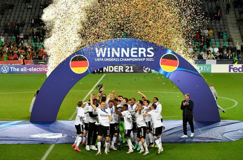 Deutsche U21 wieder Europameister: «Das ist so geil»