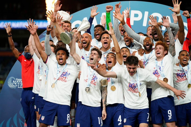 USA gewinnen Concacaf-Nations League