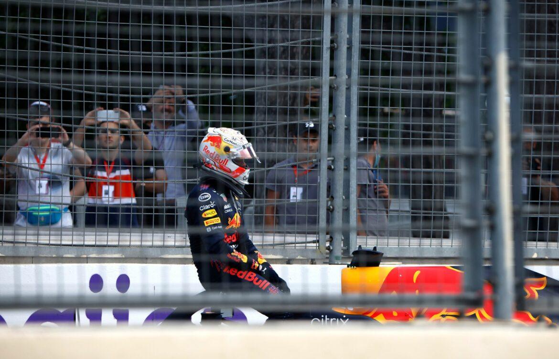 Pirelli will Verstappens Reifenplatzer schnell aufklären