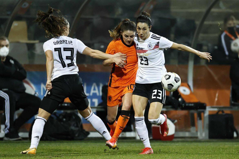 Frauen-Länderspiele auch ohne Doorsoun und Leupolz