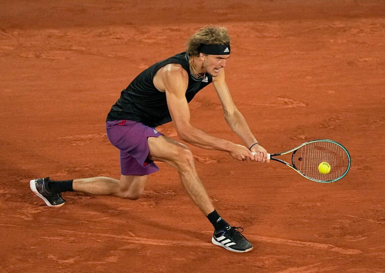 Zverev will bei French Open erstmals ins Halbfinale