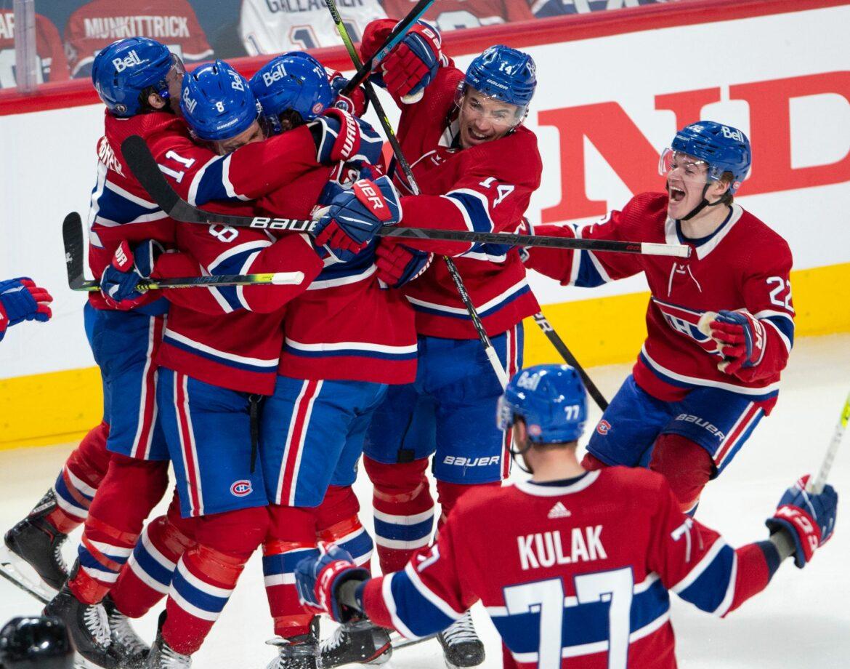 Montreal Canadiens stehen im Halbfinale der Playoffs