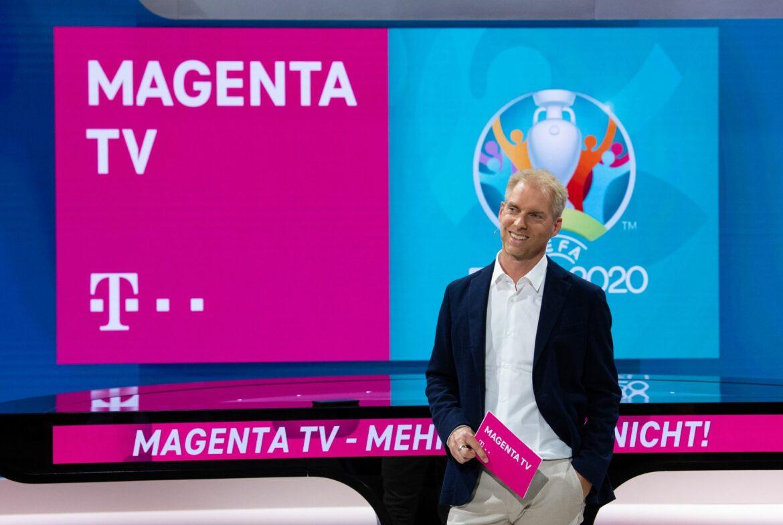 MagentaTV zeigt als einziger Sender alle EM-Spiele