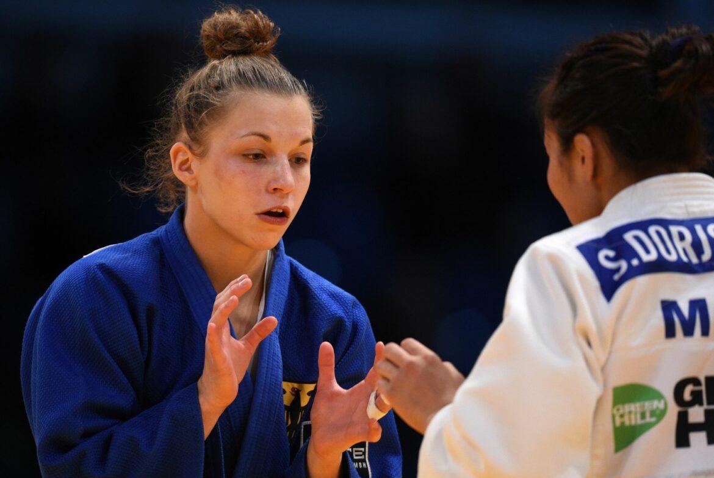 Theresa Stoll erkämpft Bronze bei Judo-WM