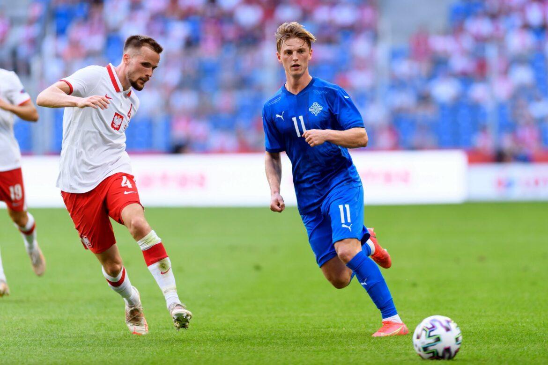 Polen nur mit Remis gegen Island