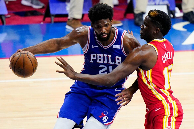 76ers gleichen in NBA-Playoffs gegen Atlanta Hawks aus