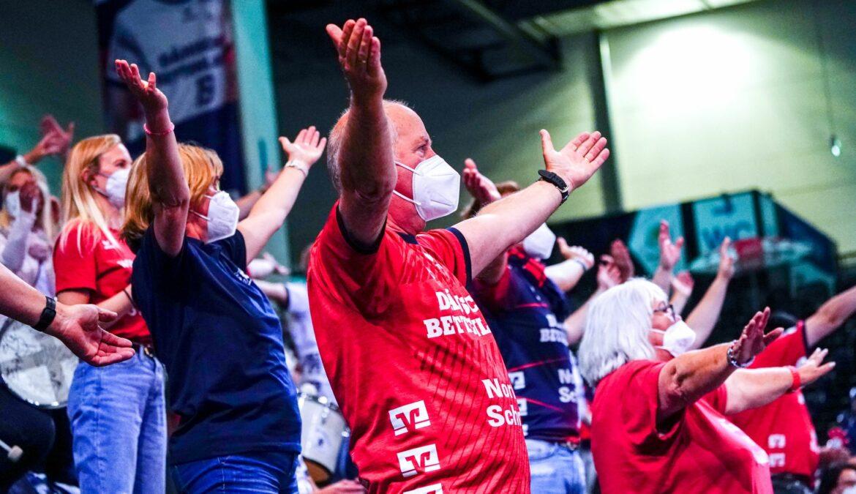 SG Flensburg-Handwitt kann vor 2300 Fans spielen