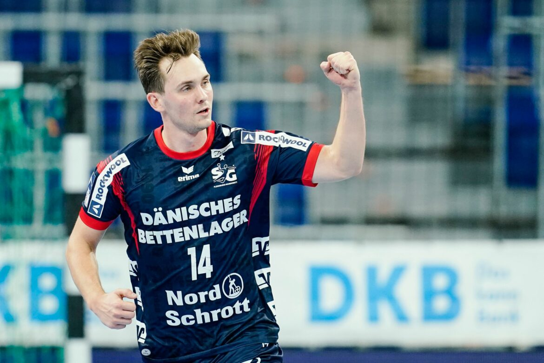 Flensburgs Handballer erkämpfen Sieg in Stuttgart