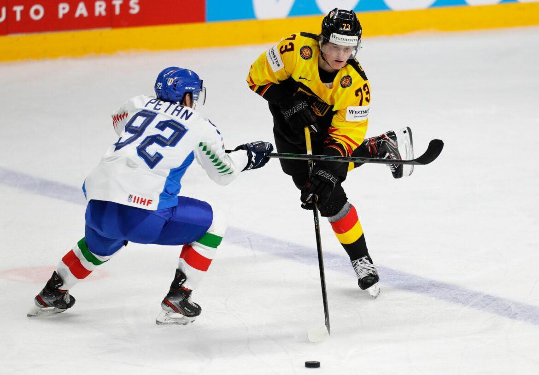 Reichel wechselt aus Berlin zu NHL-Club Chicago Blackhawks