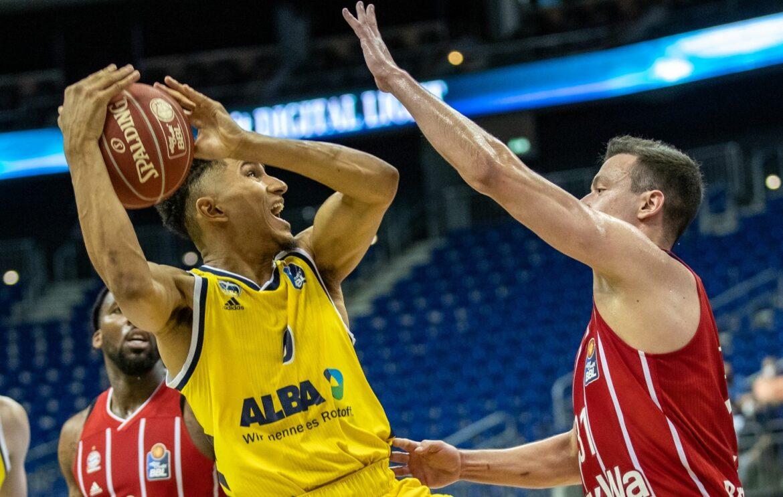 Alba bezwingt Bayern-Basketballer im ersten Finalspiel
