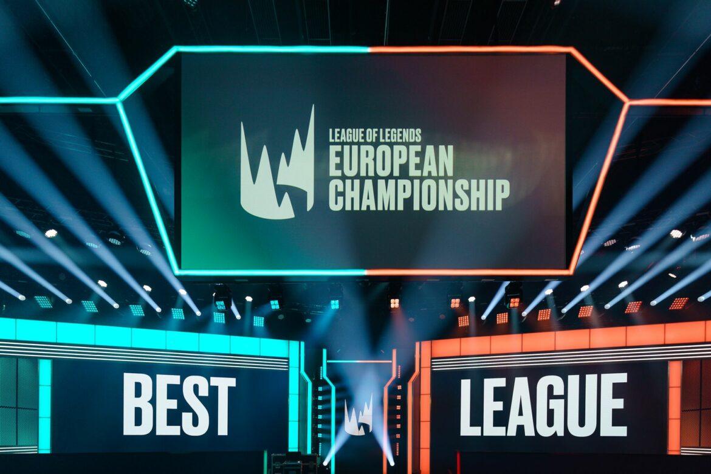 Europäische LoL-Liga LEC startet in die Sommer-Saison