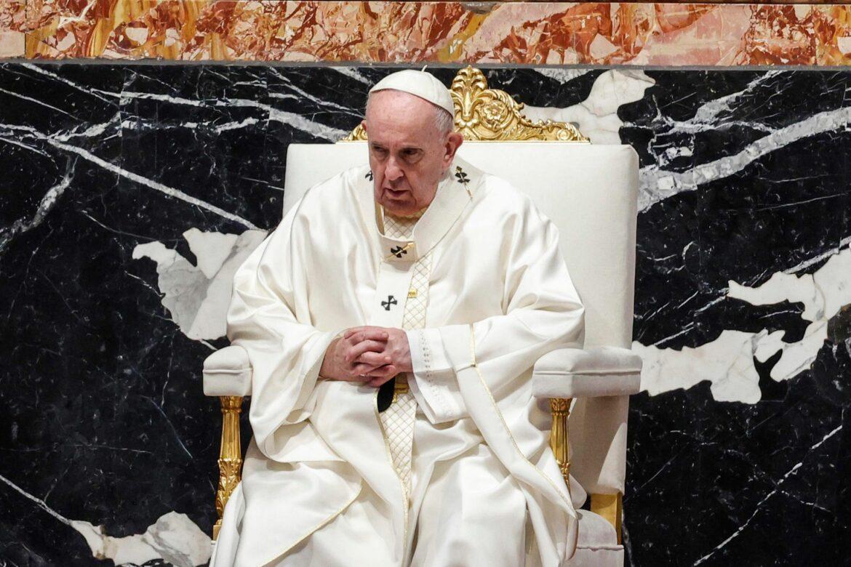 Papst empfängt UEFA-Chef Ceferin
