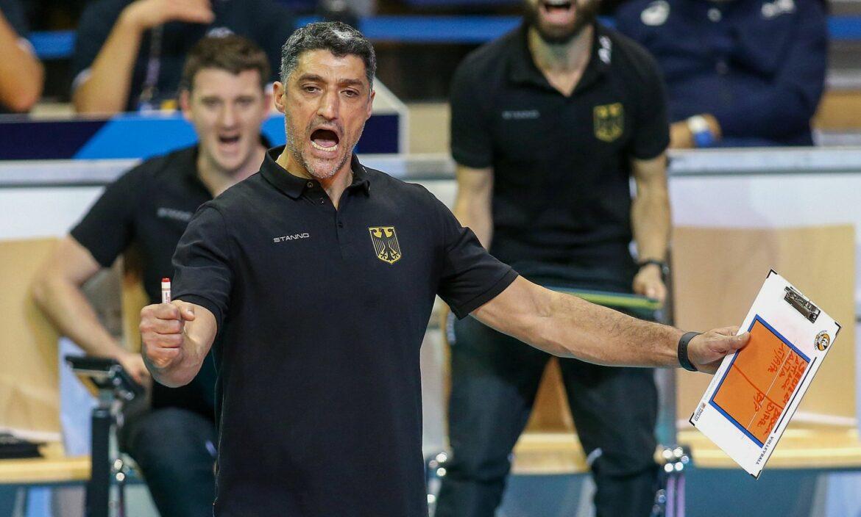 Deutsche Volleyballer verlieren in Rimini auch gegen die USA